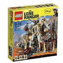 Lego Lone Ranger 79110 Tiroteo En La Mina