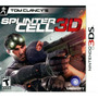 Tom Clancys Splinter Cell 3d 3ds Nuevo Sellado Mdn
