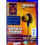 Audifonos Tigres Oficial -gowin-auriculares Estereo