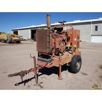 Bomba Hidraulica, Unidad Hidraulica Con Motor Diesel.