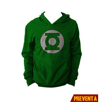 Sudadera King Monster Linterna Verde