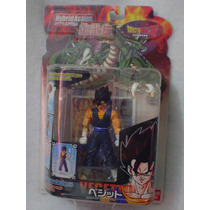 Dragon Ball Z Vegetto Hybrid Action Bandai Envio Gratis