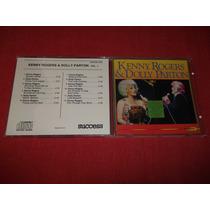 Kenny Rogers & Dolly Parton Cd Imp Mdisk