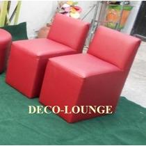 Maa..sillón Individual Lounge Para Uso Rudo!!!