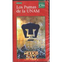 Los Pumas De La Unam Vhs 1999 Mexico Siglo Xx