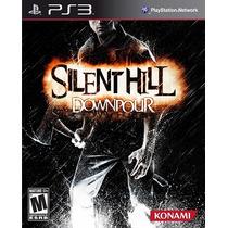 Silent Hill Downpour Ps3 Playstation 3 Nuevo Y Sellado Hm4