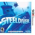 Steeldiver Nintendo 3ds Nuevo Sellado Au1