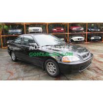 Honda Civic Hx 96-98 1.6 Autopartes Refacciones Yonkeado