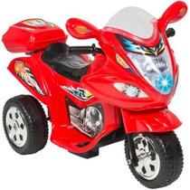 Niños Paseo En La Motocicleta De Juguete Con Pilas 6v Eléctr