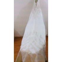 Precioso Vestido De Novia Bride & Formal Blanco Strapless