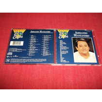 Armando Manzanero - Serie 20 Exitos Cd Nac Ed 1991 Mdisk