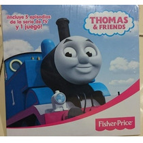 Dvd El Tren Thomas And Friends 5 Capitulos Y 1 Juego Fisher