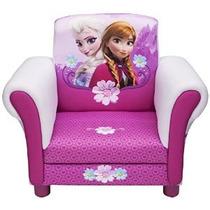 Childs Disney Congelado Anna & Elsa Brazo Silla Tapizada Sof