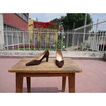 Zapato Dama Regina Romero Cafe Expres