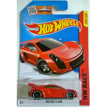 Hot Wheels - Mastretta Mxr - 2015