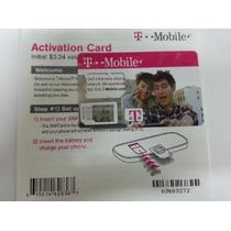 T-mobile Tarjeta Sim Nano (cortes A La Medida) Con El Kit De