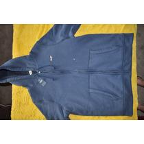 Hoodie Hollister Azul Original