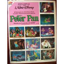 Libro De Peter Pan Con Estampas