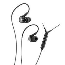 Mee Audio Sport-fi M6p Acero Memoria Hilo Auriculares Con Mi