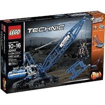Lego Technic Grúa Sobre Orugas 42042