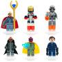 Vision Ultron Nick Fur La Era De Ultron Compatibles Con Lego