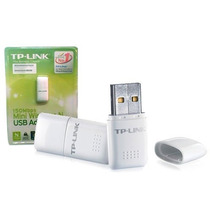 Tp-link Ti-wn723n Mini Adaptador Usb Red Wifi N 150mbps