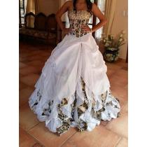 Vendó Vestido De 15años *precio A Tratar* Urge