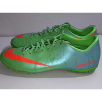 Nike Mercurial Del 10 Mex Como New Futbol Rápido Un 95% Vida