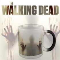 Taza Magica The Walking Dead Personalizada