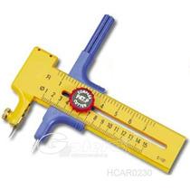 Hobbico Cutter Circular Compas Corta Circulo Papel Cartulina