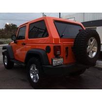 Capota Dura P/jeep Jk 2 Puertas 2007-2016 Modelo Ghost Top