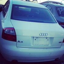 Audi A4 Partes Desarmo Refacciones