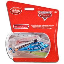 Cars Disney Dinoco Helicopter. W.o.c. Disney Store.