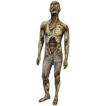 Zombie Costume - Monster: Niños Morphsuit M Terror