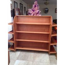 Librero De Madera (ideal Para Librerias)