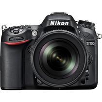 Cámara Nikon D7100 Kit 18-105mm 24.1mp