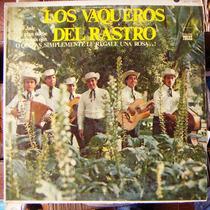 Bolero, Los Vaqueros Del Rastro, Interpretan A Beatles, Lp12