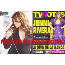 Jenni Rivera Revista Especial Tvnotas De Diciembre 2012