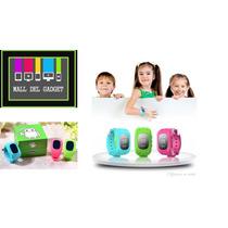 Reloj Smart Watch Q50 Niños Gps Tracker Seguridad Sim Card