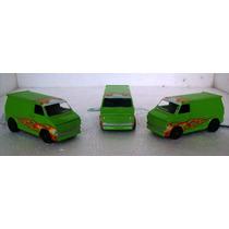 Hot Wheels.matchbox.ertl. Chevy Van De Los 80.1.64,3 Nuevas