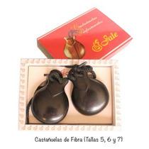 Castañuelas Jale Profesionales Fibra Flamenco (incluye Envío