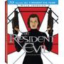 Colección Peliculas Resident Evil Set 5 Peliculas En Blu Ray