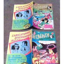Comic La Calaca Tilica Y Flaca