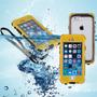 Funda Contra Agua,polvo,golpes Para Iphone 6 Normal 4.7 Pulg
