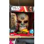 Mascara De Chewbacca Electronica Con Sonidos Star Wars