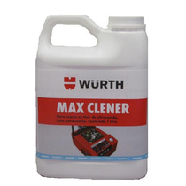 Liquido Para Tina De Ultrasonido Max Cleaner Wurth