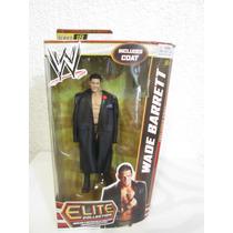 Figura De La Wwe Wade Barrett 18 Elite 100% Nuevo !!!!!!