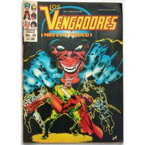 Los Vengadores No. 49 Ed. Novedades Editores 1981 Vv4