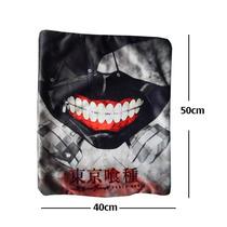 Tokyo Ghoul Soul Kaneki Mascara Gas Almohada De 40 X 50cm