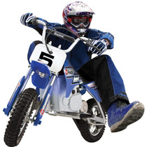 Moto Electrica Razor Motocross Carrito Electrico Montable